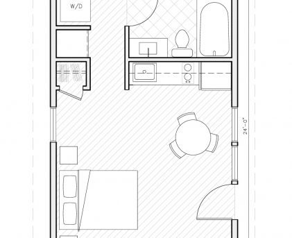 Awesome Image Result For 1 Bedroom 700 Sq Ft House Plans 437 Square Feet 1 Room House Plans Pics