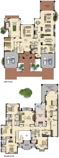 Best 1000 Ideas About 6 Bedroom House Plans On Pinterest Cheap 6 Bhk Mansion Floor Plans Image