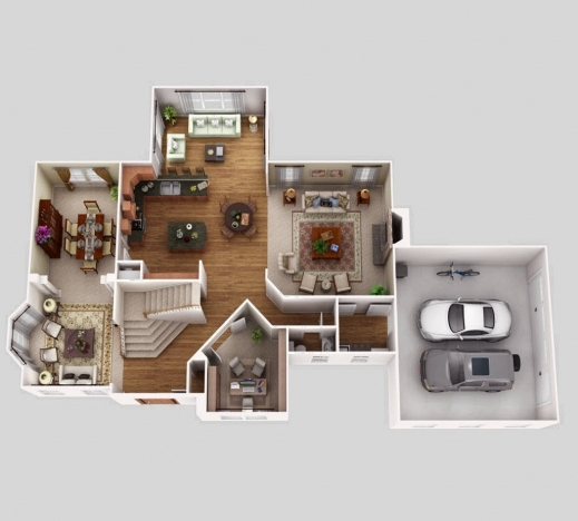 Best 3d House Plans Screenshot Home Floor Plan Designs Design 2 Floor 3D House Design Plan Images