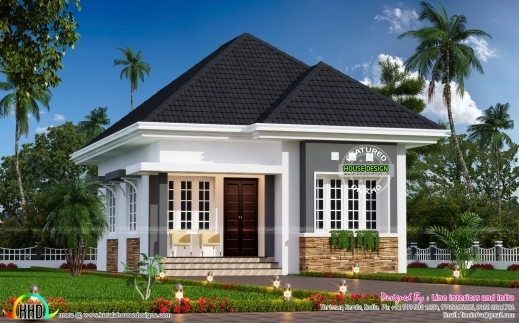 Best Cute Little Two Storied Home Design Kerala Home Design And Floor Stylish Home Contemporary Plans Pictures