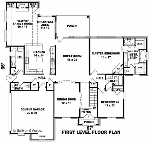 Best House Plands Big House Floor Plan Large Images For House Plan Su Big House Floor Plans 2 Story Photo