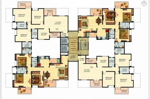 Big house floor plans 2 story house floor plans for Large home plans with pictures