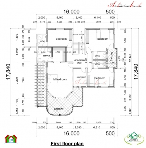 Fantastic Double Storied Kerala House Plan And Elevation Architecture Kerala Kerala House Plan And Elevation Dimension Picture