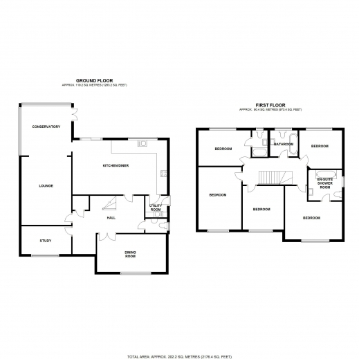 Best how to draw a house floor plan hand how to draw a for Simple architectural drawing software