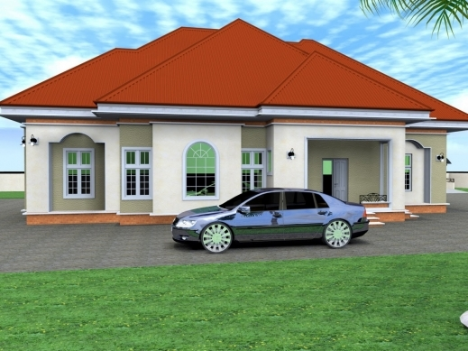 Fascinating 3 Bedroom Bungalow House Plans In Nigeria Bedroom Decorating Ideas Pictures Of Nigerian 3 Bedroom Bungalow House Plan Photos
