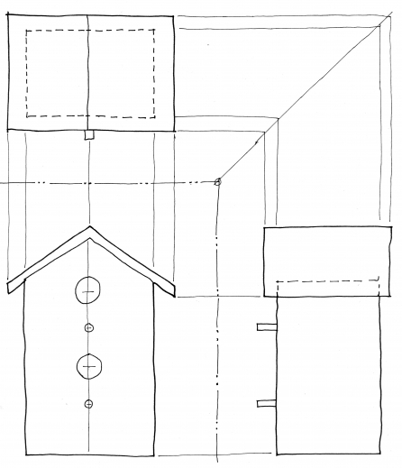 Fascinating how to draw a floor plan hand with pictures for How to draw house blueprints