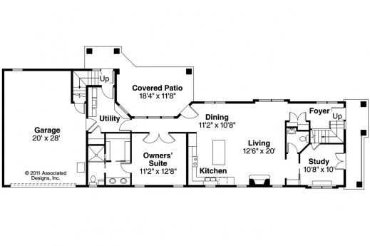 Fascinating Mediterranean House Plans For Corner Lots Arts House Plans For Corner Houses Photos