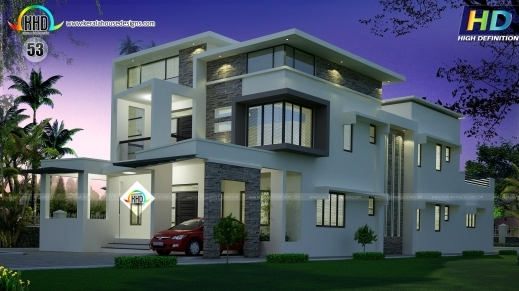 Fascinating Top 50 House Plans Of February 2016 Youtube Kerala Home Plan In 2016 Photo