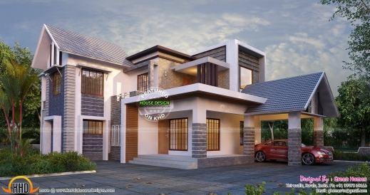 Gorgeous Stylish Home Designs Home Design Ideas Stylish Home Contemporary Plans Picture
