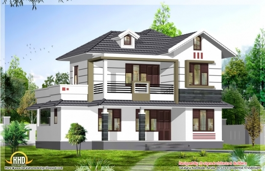 Incredible New Contemporary Mix Modern Home Designs Architecture House Stylish Home Contemporary Plans Image