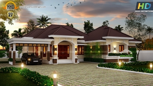 Incredible new home plans for 2014 plans kerala home plan for Incredible house plans