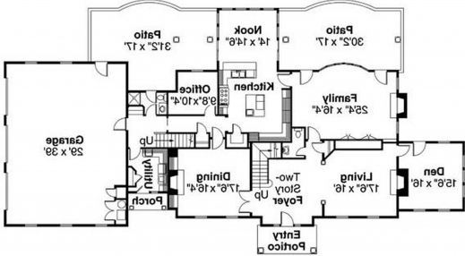 incredible simple modern house floor plans zionstar find the best single story modern house floor plans image
