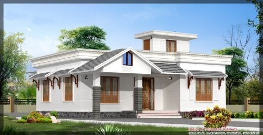 Incredible single floor house designs kerala house planner for Incredible house designs