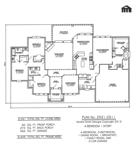 Inspiring 10 Images About House Plans On Pinterest French Country House Four Rooms House Plans Photo