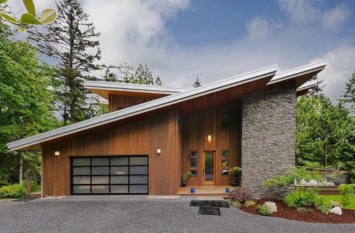 Inspiring 1000 Images About Cottage Style House Design Ideas On Pinterest Modern Cottage At Base Of Squak Mountain Washington Floor Plan Picture