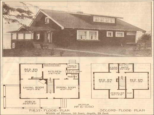 Inspiring Craftsman Bungalow House Plans Bungalow Open Floor Plans Old Pictures And Plans Of Old Bungalow Houses Picture
