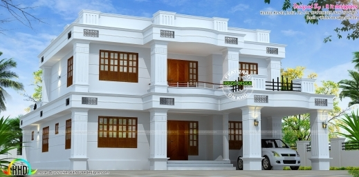 Inspiring February 2016 Kerala Home Design And Floor Plans Kerala Home Plan In 2016 Pictures