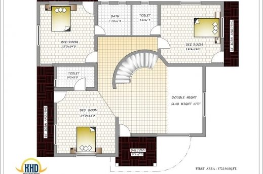 Inspiring House Plans For Small Homes In India Indian House Plan 2800 Sq Ft Superb Plans In Building Ground Floor In Home Pic