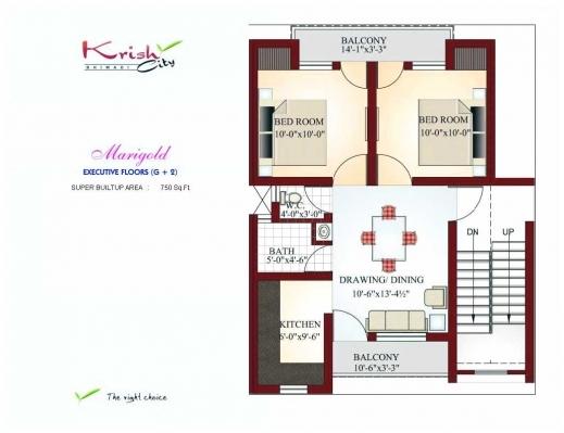 Marvelous 750 Sq Ft House Plans Social Timeline Co 750 Sq Ft House Plans Pic