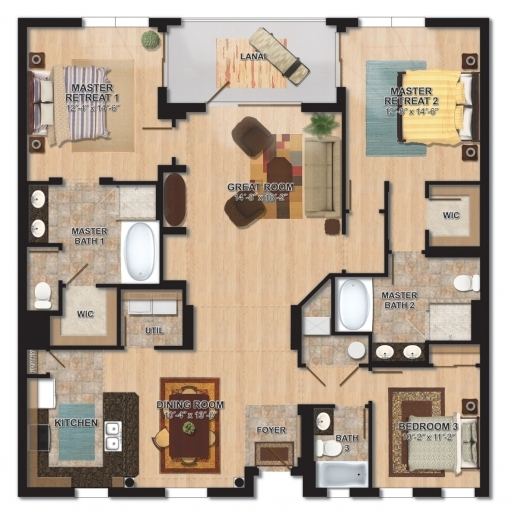 Outstanding 2d Floor Plans Drawing House Plans 2d House Plans House Floor Plan In 2D Pics