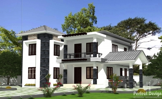 Outstanding 6bhk Double Floor Home Kerala Home Design 6 Bhk Mansion Floor Plans Images