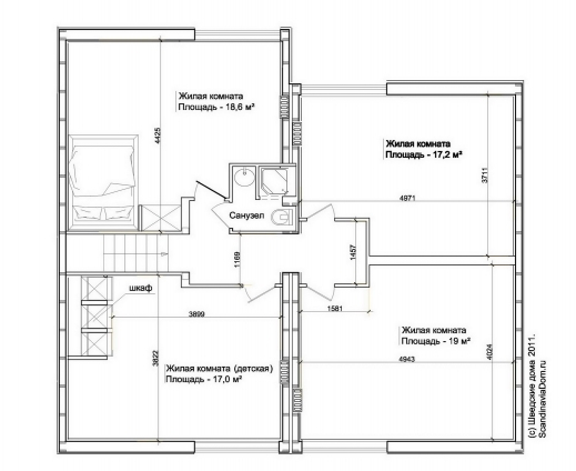 Remarkable  7 Room House Plans Photo