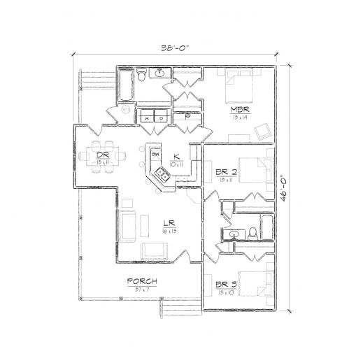 Remarkable house plans small corner lot arts house plans for Perfect for corner lot house plans