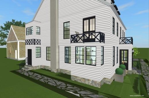 Remarkable Linda39s Dream House 2nd Floor Plan And Master Bathroom Design Residental Dream House Floor Plan Pic