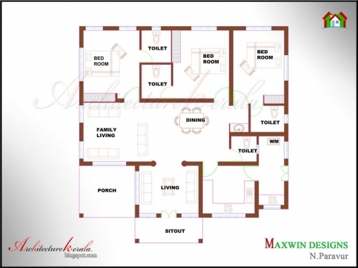 Stunning 1000 Sq Ft House Plans 3 Bedroom Home Design Image Wonderful 1000Sqft House Plan Image Photos