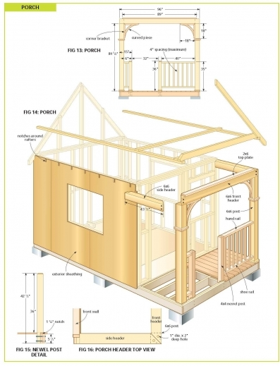 Stunning Free Wood Cabin Plans Free Step Step Shed Plans Floor Plan Small Wooden Cottage Photo