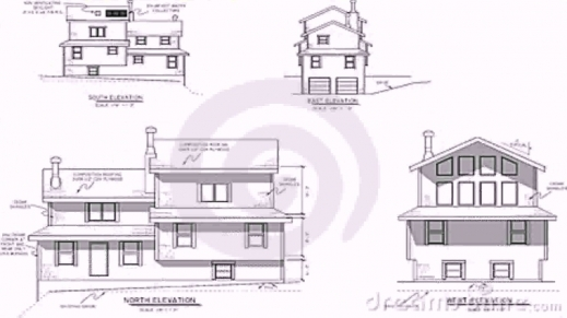 Stunning House Plans Elevation Section Youtube Architecture Home Plan/elevation/section Picture