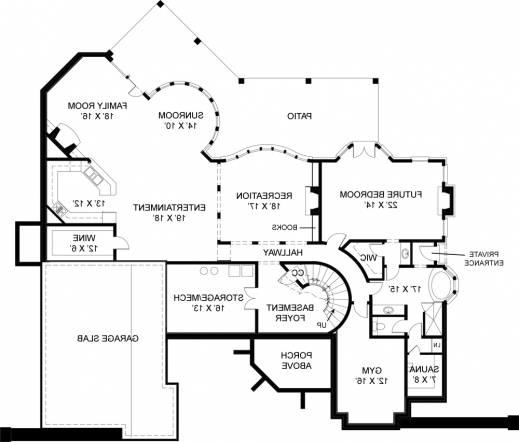 Stunning House Plans With Basements Fabulous Fresh Bedroom House Plans House Basement Plans Images