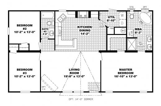 Stunning Ranch House Plans Simple Alternate Basement Floor Plan St Level House Basement Plans Image