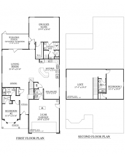 Stylish 1000 Images About Floorplans On Pinterest House Plans Home And 3 Bedroom House Plans With Open Floor Plan Pictures