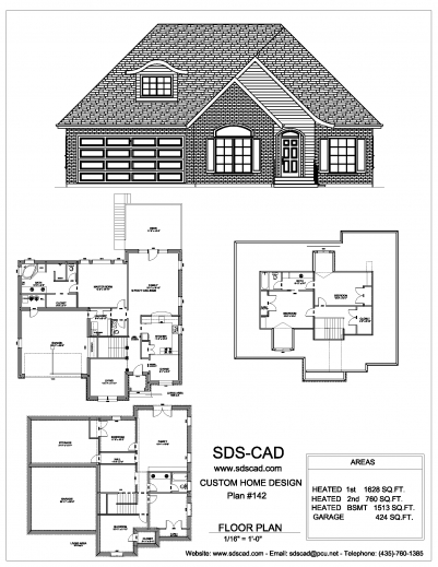 Stylish 75 Complete House Plans Blueprints Construction Documents From Complete House Plan Picture