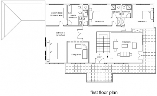House floor plan in nigeria house interior for House plans nigeria