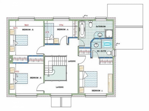 Stylish Sketch House Plans Ipad Arts How To Draw A House Plan By Hand Photo
