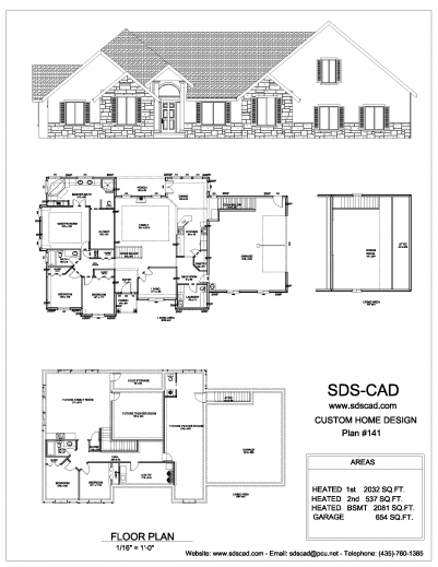 Amazing 3 Bedroom Wheelchair Accessible House Plans