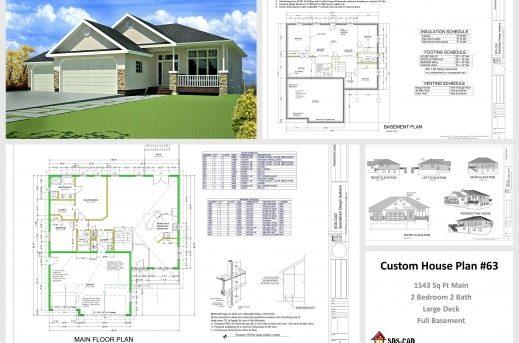 Complete House Plan April 2019