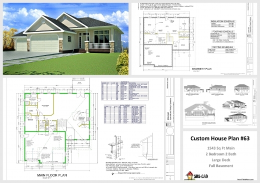 Wonderful House And Cabin Plans Complete House Plan Pic