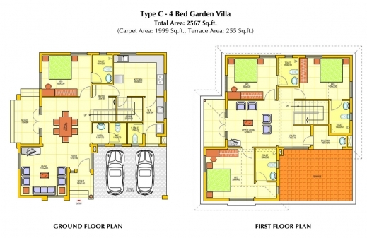 Awesome dream house plans and dream house new mewbourne - Dream house floor plans ...