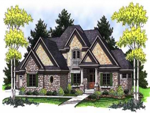 Amazing European Cottage House Plans With Porch Planskill European Cottage House Plans Pics