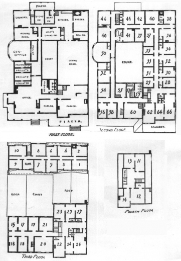 Amazing mansion house designs floor plans house of samples for Amazing floor plans