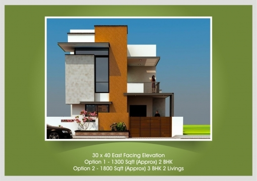Awesome 40 X 30 House Plans East Facing 30×50 3 Bhk House Plan Picture