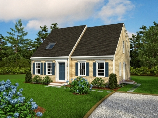 Awesome Cape Cod House Plans Fba455 Fr Ph Co Lgjpg Cape Cod House Plans Eldredge Classic Home Plan Images