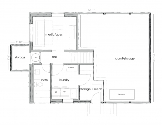 Stylish Simple Floor Plans For Houses Lcxzz Simple House Floor