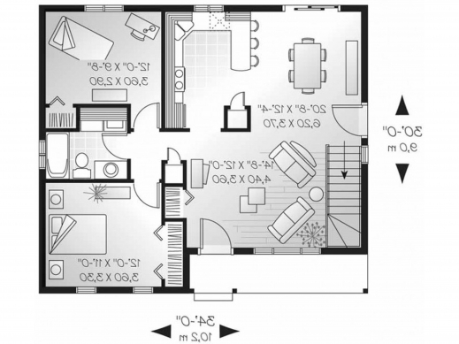 Best House Plans Uk 3 Bed Arts 3 Bedroom Detached Ghana Plan Image