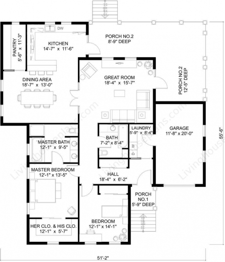 Wonderful village house plans designs home design and for Village home designs