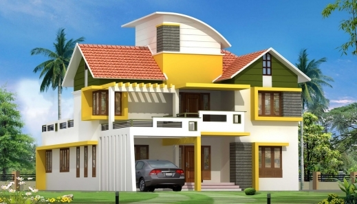 Fantastic 1000 Images About Indian Homes On Pinterest Square Meter Top Plan Of Kerala Houses Image