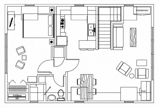 Fantastic Architecture Home Designing Floor Plans Interior Designs Ideas Simple Kitchen Floor Plan Image